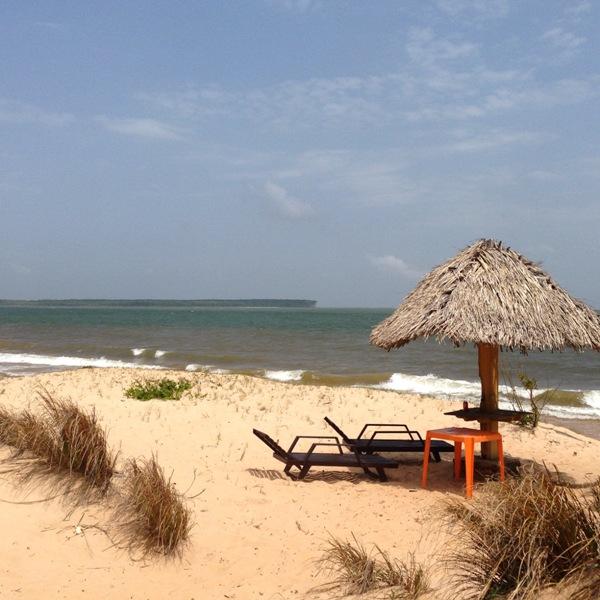 Praia Grande em Salvaterra, Ilha de Marajó / Crédito: Ana Elisa Teixeira
