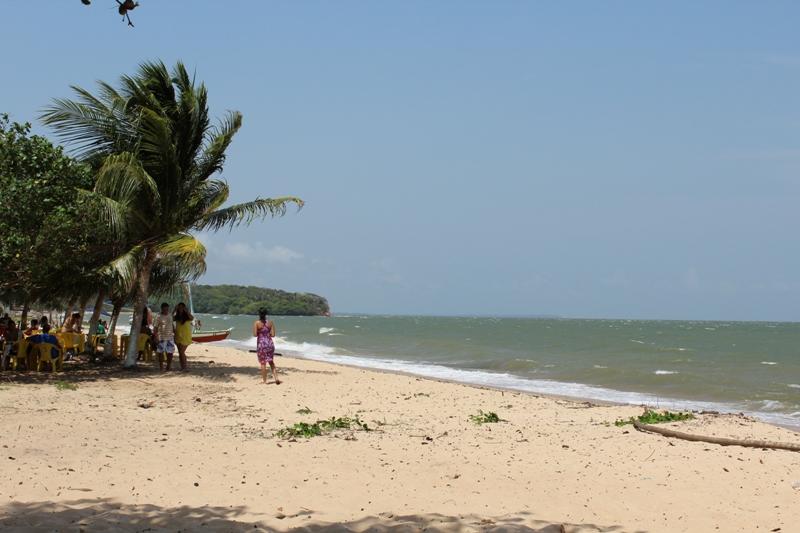 Praia de Água Boa / Crédito: Ana Elisa Teixeira