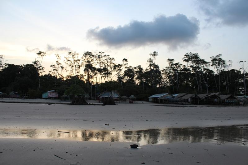 Praia de Barra Velha / Crédito: Ana Elisa Teixeira