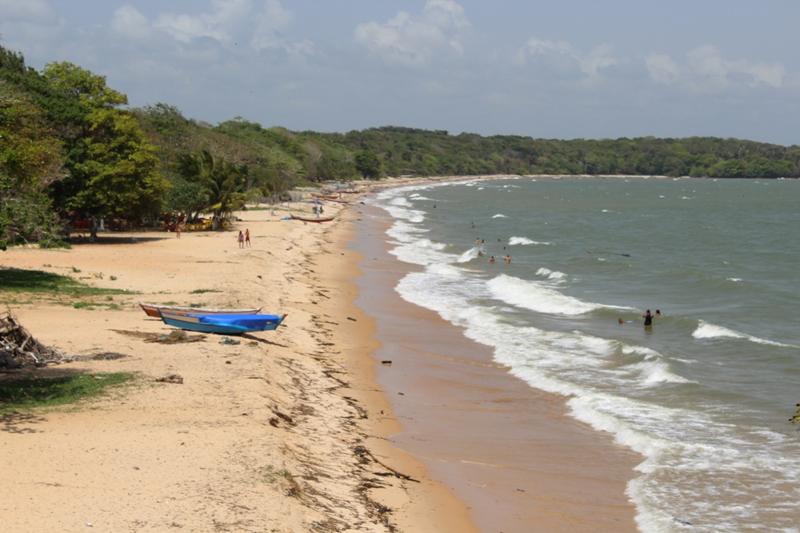 Praia de Joanes / Crédito: Ana Elisa Teixeira