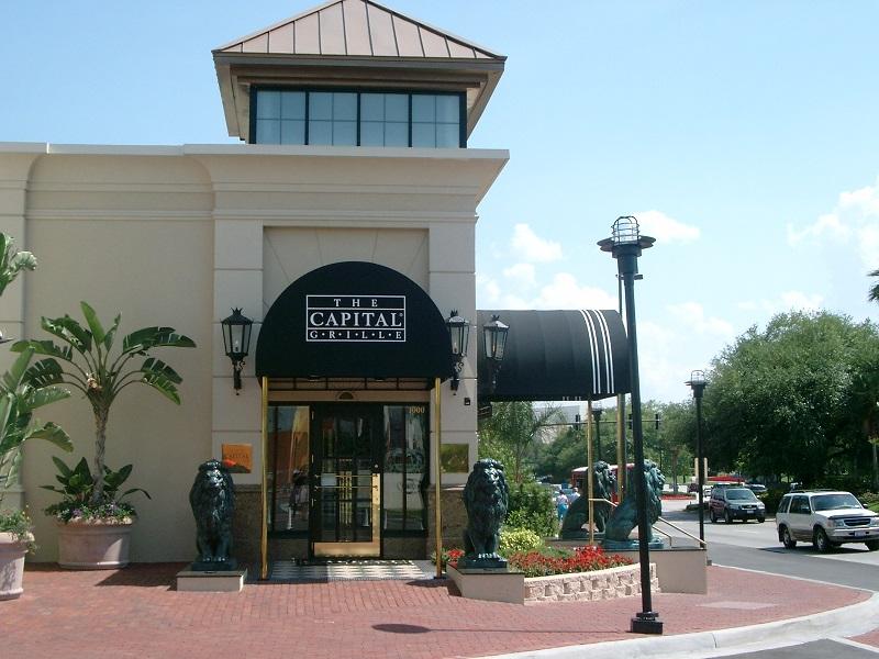 Citrus Restaurant Orlando Menu